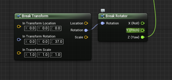 I debugged everything in my project over and over again just to find this dumb thing. Why does this happen exactly?? #UnrealEngine #gamedev pic.twitter.com/447qynjnwh