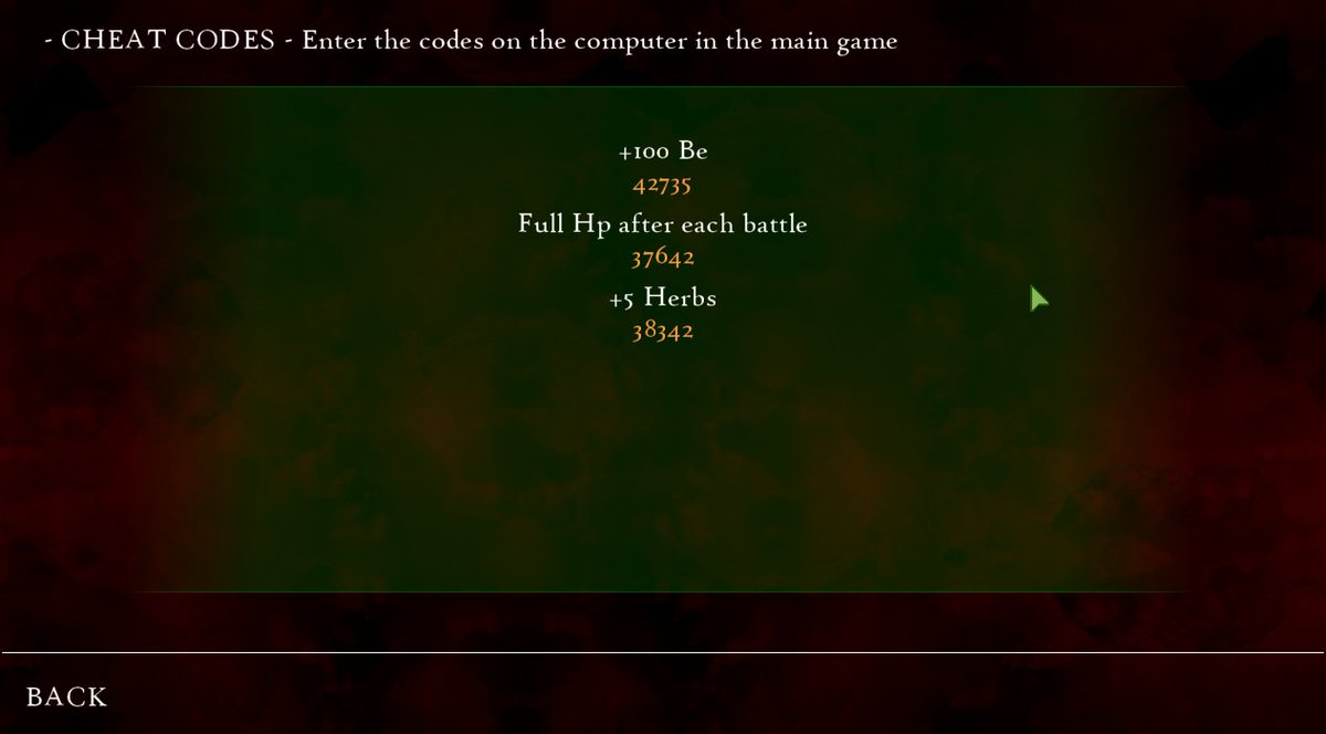 I am adding cheat codes to the #ProjectUnborn - Episode 3. But that is not all. Now, you can suggest cheat codes for the game I am currently working on. :) How? Visit this link to find out https://www.patreon.com/MMM_games  #screenshotsaturday #gamedev #GamersUnitepic.twitter.com/n9co5YSf5p