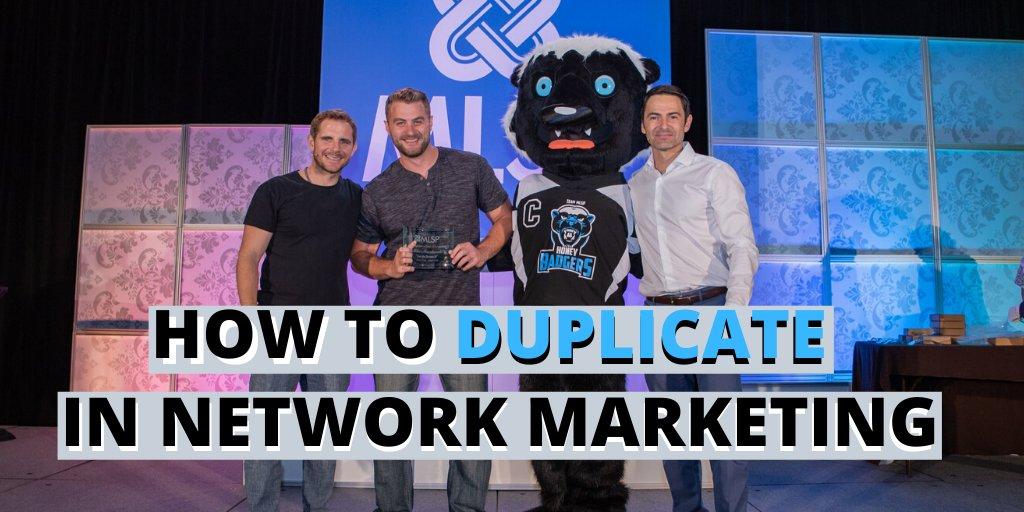How To Duplicate In Network Marketing   https://coachmikemacdonald.com/how-to-duplicate-in-network-marketing-team-building-strategies/…  #networkmarketing #leadershippic.twitter.com/fFunpbUdzr