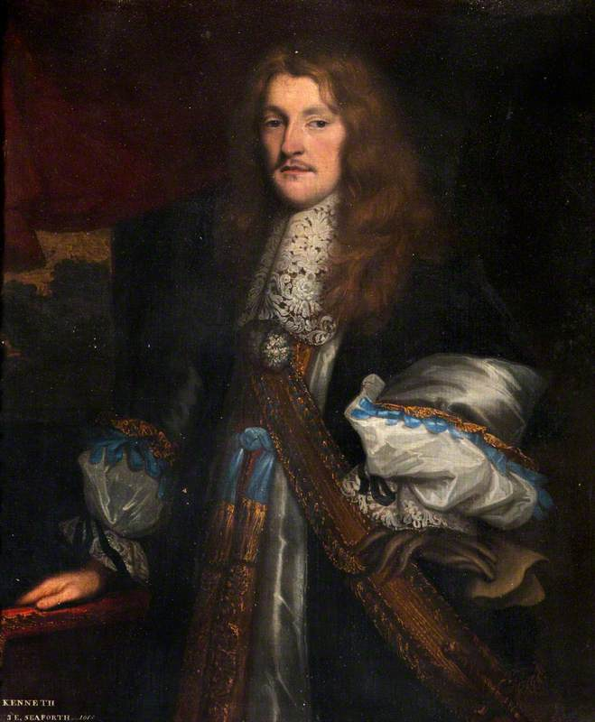 #otd 1673: Alexander Brodie of Brodie wrote #otd that he 'heard of the great drinking betwixt' the 3rd earl of Seaforth (pic) and 1st earl of Aboyne and wished that he could have joined. #MacKenzie #Gordon #History #DrinkingBuddiespic.twitter.com/55GCX7VsJq