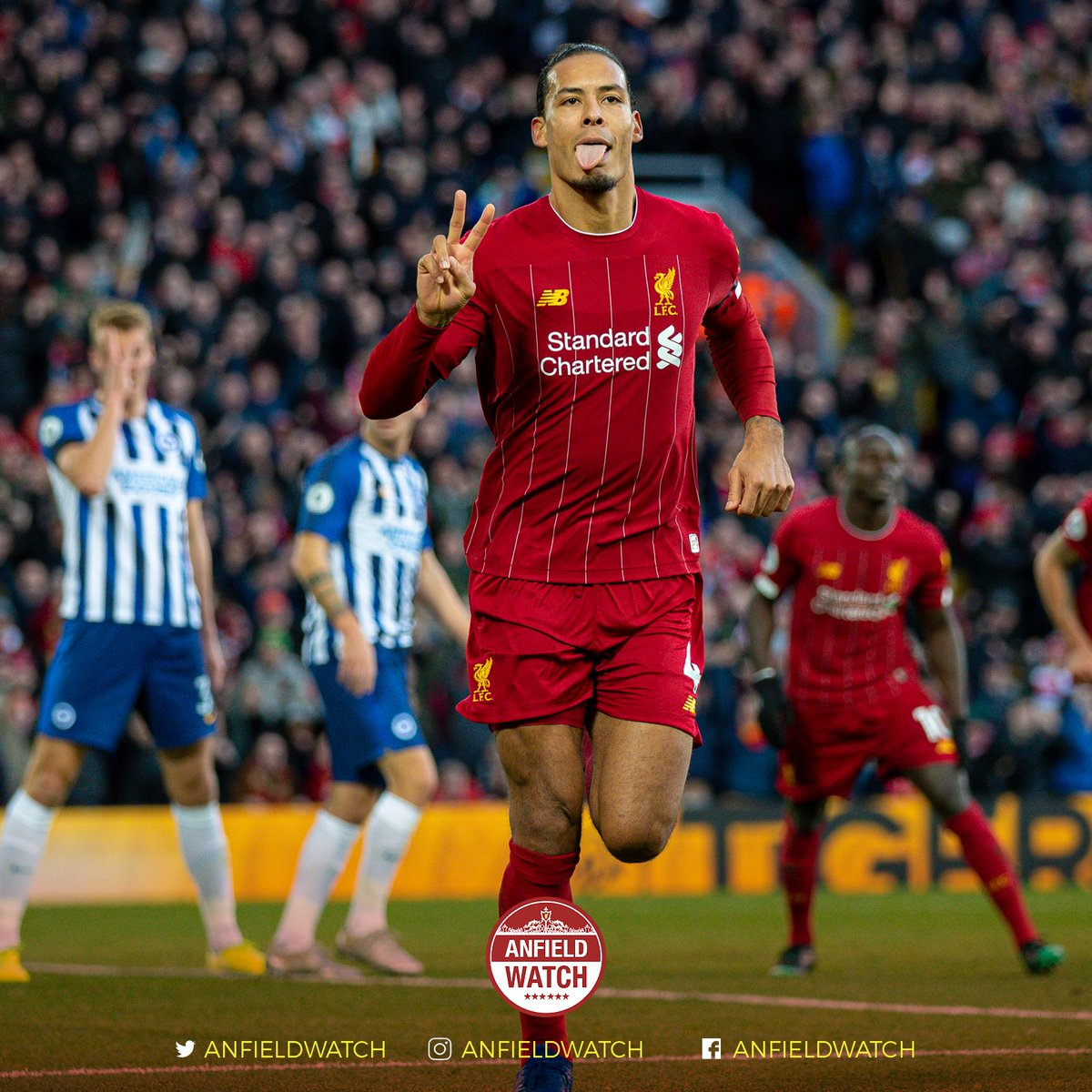 """Virgil van Dijk: """"All the stories about his (Klopp's) training, the way he has made us so much fitter are true. I call it the German style, running, running and running. And when you think you are done, more running. Never in my life I have had to train so hard."""" 🏃🏻♂️"""