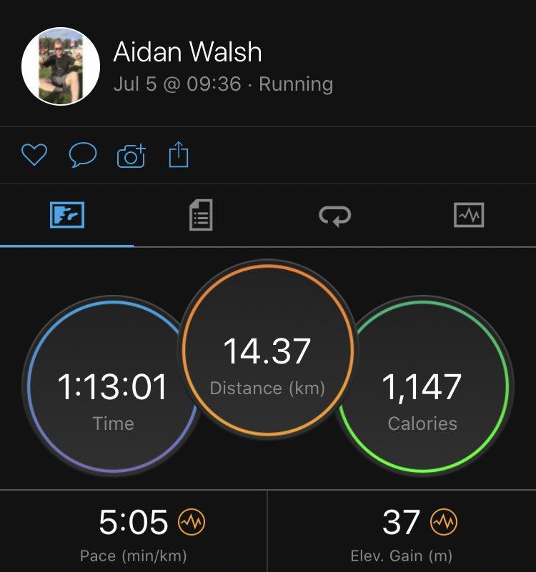 You can't beat a Sunday morning run 💪 https://t.co/x3txE8UPQ6