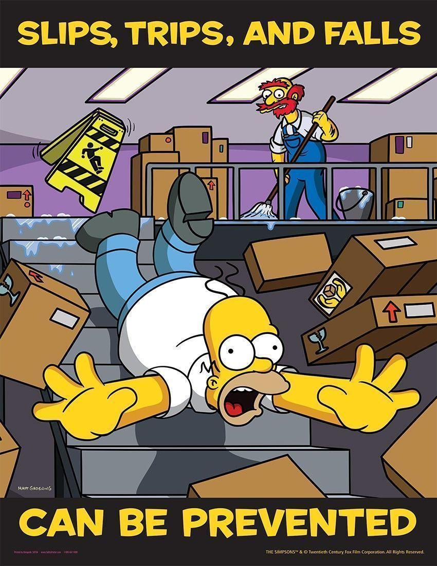 Los Simpsons llegan a Prevencionar (I) https://t.co/ilPbN53lKf  #salud #seguridad #bienestar https://t.co/E8rhQExye2