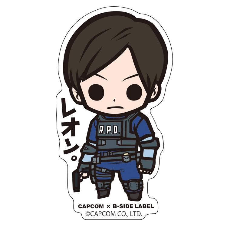 @bsidelabel  annonce pas moins de 7 nouveaux stickers sur Resident Evil ! Sortie le 24 Septembre, 440 Yens l'unité.   #biohazard #capcom #residentevil #residentevilcollection #バイオハザード #bsidelabel #sticker #nemesis #leon #jillvalentine #collection #REBHFun https://t.co/BVT7Np6Mwk