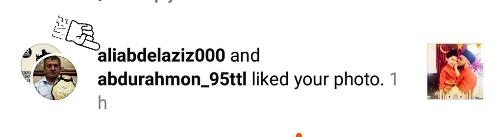 Khabib's manager @AliAbdelaziz00 liked my photo on instagram. Thank you brother Ali. Salam and prayers for u and brother khabib. May Allah expand the grave of khabib's father. And may Allah grant patience to all whom affected by his father's passing. Ameen. @TeamKhabib<br>http://pic.twitter.com/oxjcvw7149