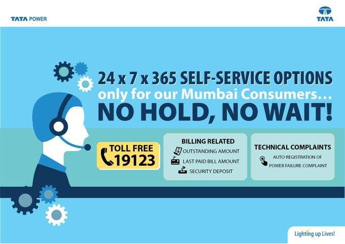 Our #IVR self-service option on the toll-free (19123) is always open for our Mumbai consumers even during #Lockdown. We urge you to use this digital option to register technical complaints and check your billing details during this #COVID19 pandemic. Stay at home, stay safe. https://t.co/DtOklusjfv