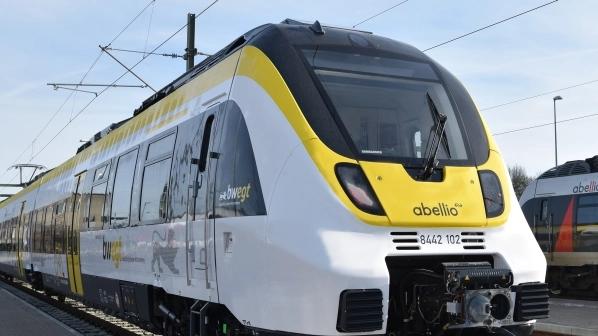 Ready to take you            - https://t.co/NJeUtcOKHi #abellio #bombardier #emu #badenwurttemberg #germanrail #germantrains #newtrain #trainstation #hauptbahnhof #bahnhof #gare https://t.co/O2a94HSgCz