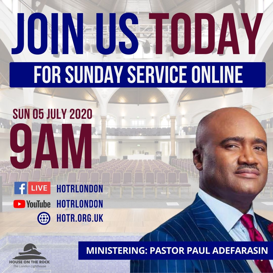 Do you know God has given you a Gift? His plan was that you use that gift to serve the world. To be honest you have missed a lot, you cannot afford to miss anymore so join us TODAY as @pauladefarasin continues to teach on the importance of gifts. #Gifts #HOTRLondon #Purpose https://t.co/5jccVcWr2U