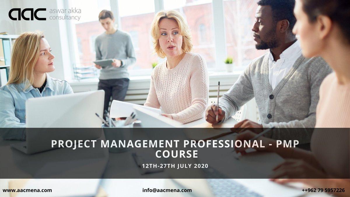 Pass your PMP Exam from the first attempt!  ONLINE Project Management Professional Course - https://t.co/VButk5wxRp  #aacmena #aswarakkaconsultancy #pmp #onlinetraining#mena #jordan #ksa #iraq #uae https://t.co/nAAzmW2Ef3