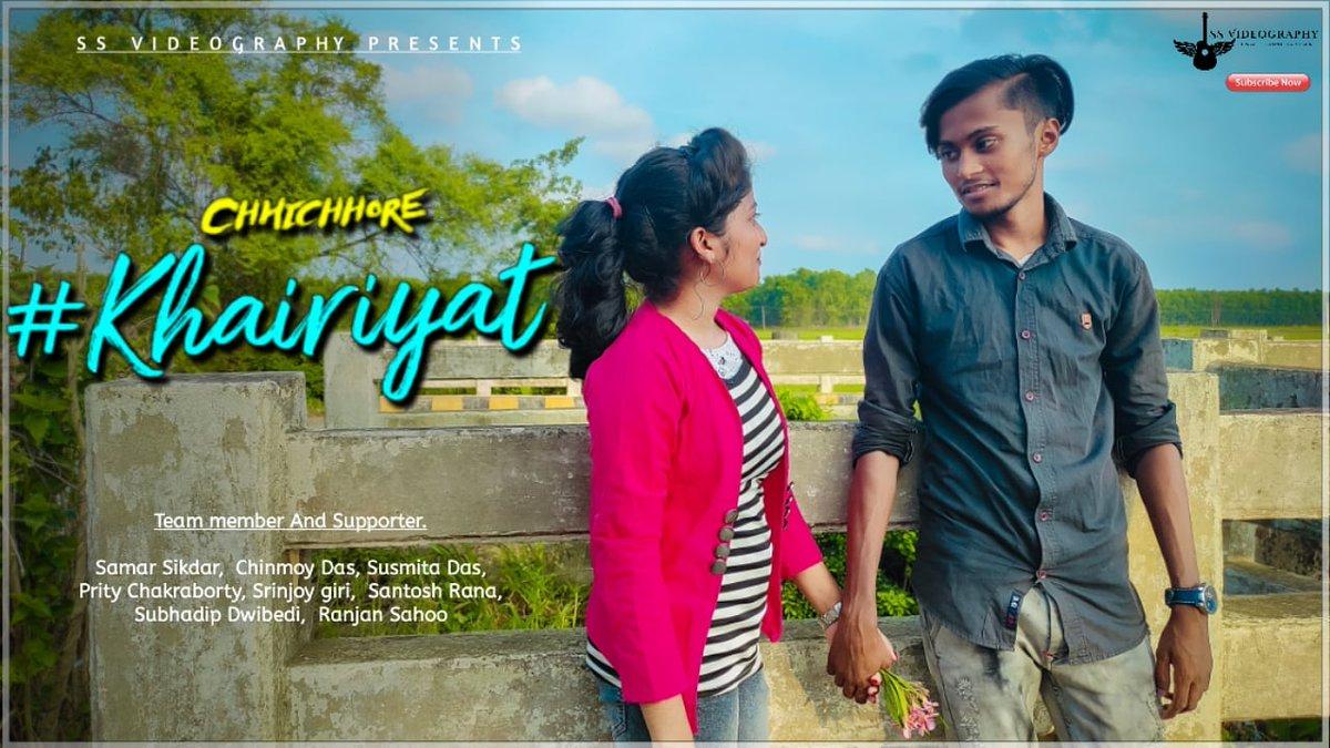Khairiyat !! Tribute of Sushant Singh Rajput !! SS Videography !! On YouTube !!  #Link:-https://youtu.be/Z1L2SIjqhm8 #SusanthSinghRajputpic.twitter.com/Va4JRR4K0y