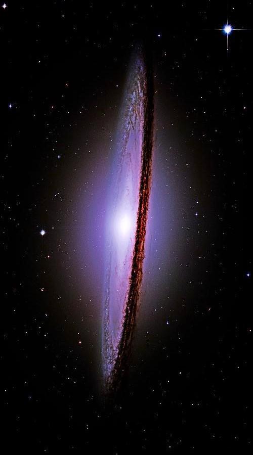 M104, Sombrero Galaxy #nature #photography #astronomy #space #NASA #hubble #telescope #Nerd #science #solarsystem #nebula #universe #night #sky #Stars #Cosmos #COSMIC https://t.co/KcPKIGh6Qv