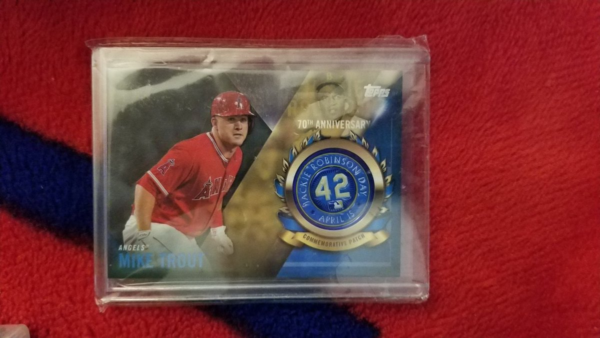 #toppscards #MLB  #baseballcards #Autos #Trout #Harper #Ohtani #Angels #Mets #Phillies #RookieCards https://t.co/ob3EegMgMU