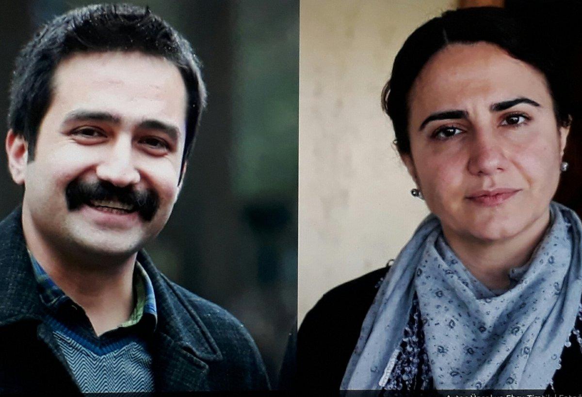 Ebru Timtik 185, Aytaç Ünsal 154 gündür adil yargılanma talebiyle ölüm orucunda. İki avukat, mahkeme salonlarında bulamadıkları adaleti eriyen bedenlerinde arıyorlar, hepimiz için arıyorlar. Onları yalnız bırakmayalım.
