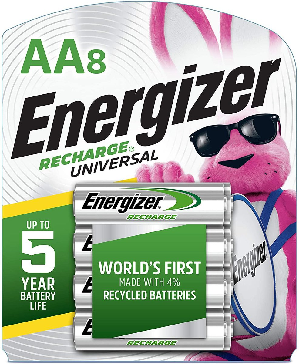 Deal time  Energizer Rechargeable AA Batteries   Price: $13.79 - 30.0% OFF! Retail: $19.59 Link: https://amzn.to/38kvg5J   #ROTODEALSpic.twitter.com/tUfvHW3NQP