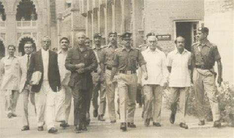 """""""I would much rather be destroyed by military dictator than by history."""" - Shaheed Zulfikar Ali Bhutto. #5JulyBlackDay<br>http://pic.twitter.com/HbG3JUHRyD"""
