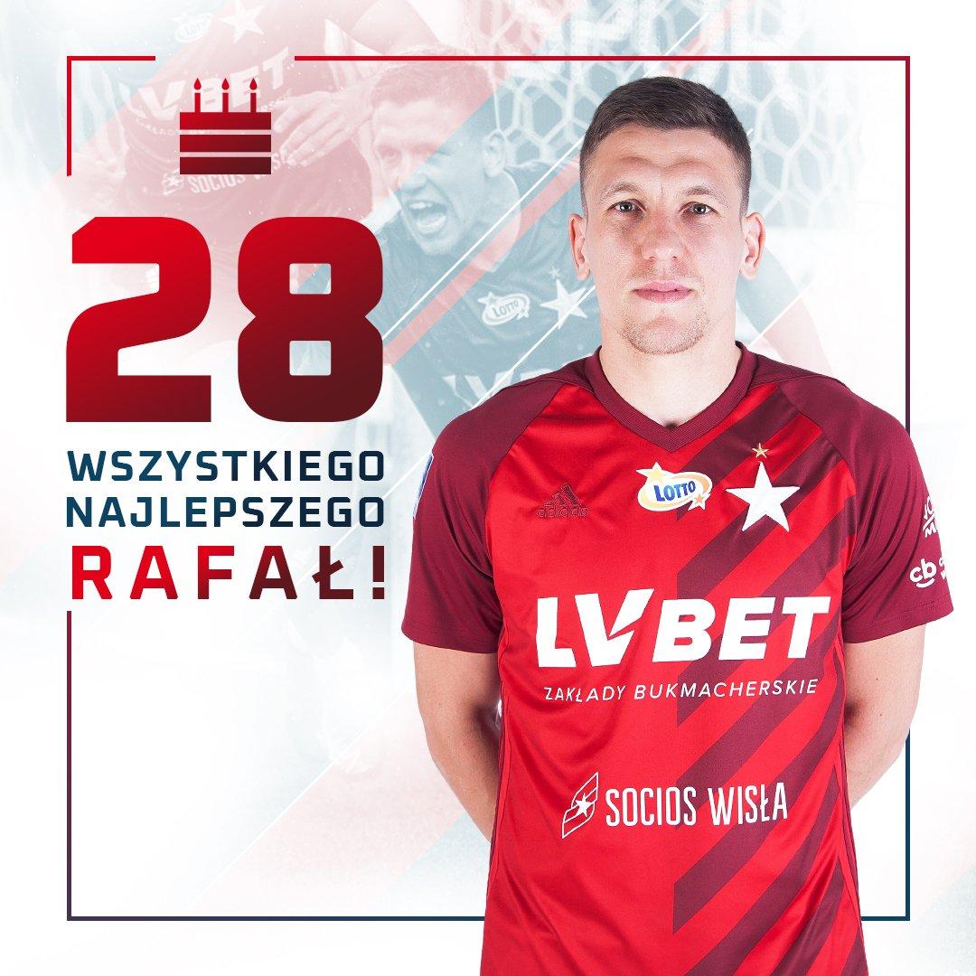 Swoje 28. urodziny obchodzi dzisiaj Rafał Janicki!  Z tej okazji składamy mu najlepsze życzenia - przede wszystkim zdrowia, motywacji do ciągłego rozwoju, a także realizacji wszystkich planów sportowych oraz tych pozaboiskowych! 1906 lat, Kazek! pic.twitter.com/t4CKTARNmT