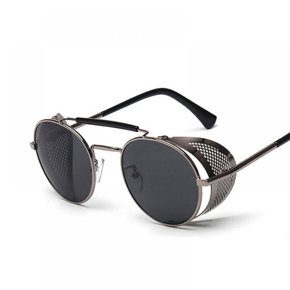 #life #getoutside #amazing Men's Retro Round Photochromic Sunglasses