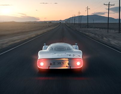 PORSCHE 906  Porsche 906 that is street legal and ready to rip and stop lights through your local town. Bought in Los Angeles and Drove to Utah. Ford vs. Ferrari production car, ready to rumble. https://buff.ly/2BFARYb via @behance #solocosebellepic.twitter.com/ajEvFE8yEj