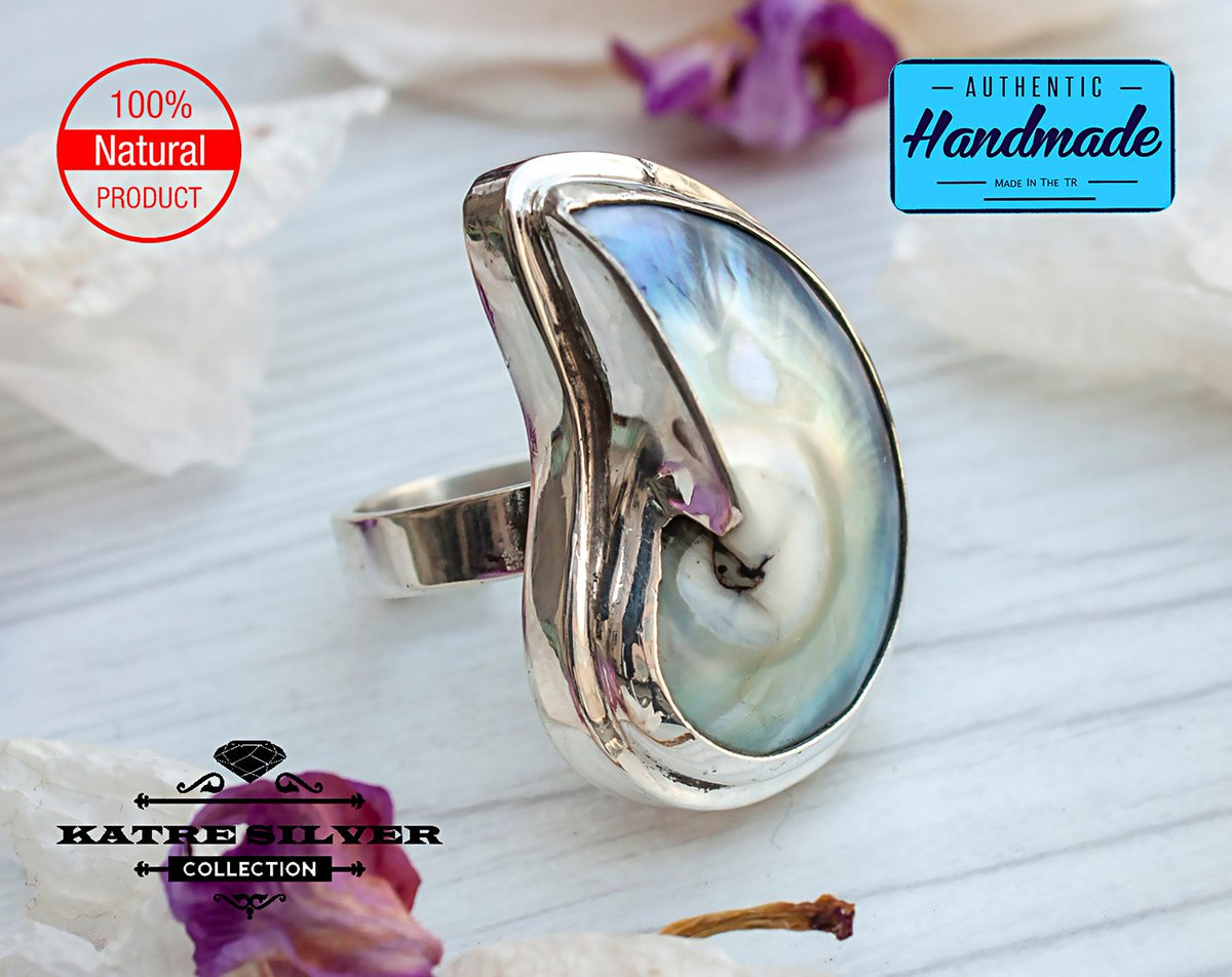 Excited to share the latest addition to my #etsy shop: Silver Sea Shell Nautical Ring, Ocean Ring, Shell Ring, Statement Ring, Sea Shell Jewelry, Sea Shell, Handmade Ring, Sea Shells, Boho Ring https://etsy.me/2YYxGUj  #blue #teardrop #yes #pearl #white #silver #men #sepic.twitter.com/3i3KL1Tch5