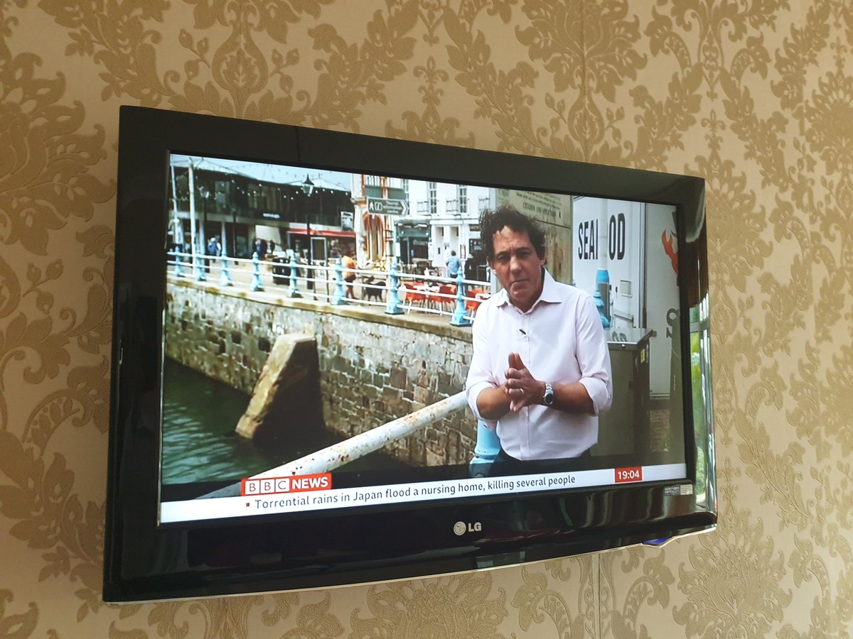 Most feedback from yesterday in the bay was rather different, BBC film crew did a fair report on it as well. <br>http://pic.twitter.com/Ta9dqye1Qv