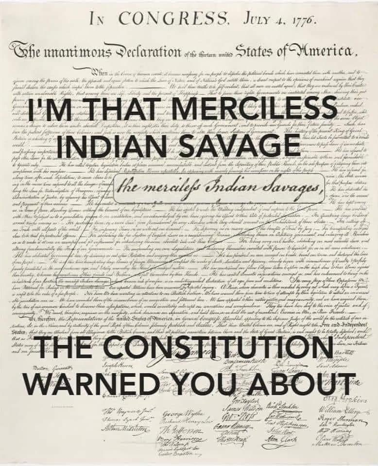@QuantumCat76 Happy 4th from this merciless Indian savage 😂😂😂🤣🤣🤣😂😂
