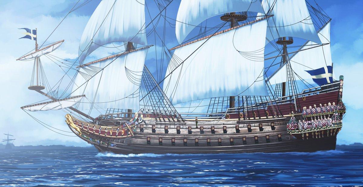 """ジェントリ吉田 a Twitter: """"1628年スウェーデン戦列艦ヴァーサ VASA ..."""