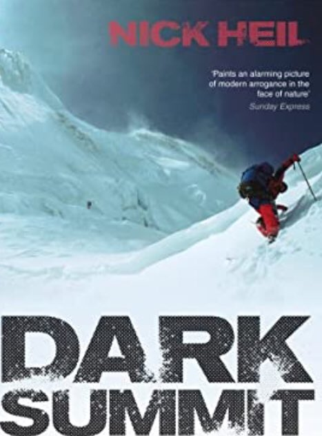 Day #5 I have been challenged to post 10 books I love - 1 a day by @iaingmorrison No explanation, no reviews, just the cover. #literacy #readingforpleasure #everest https://t.co/CeRq8BiOHQ