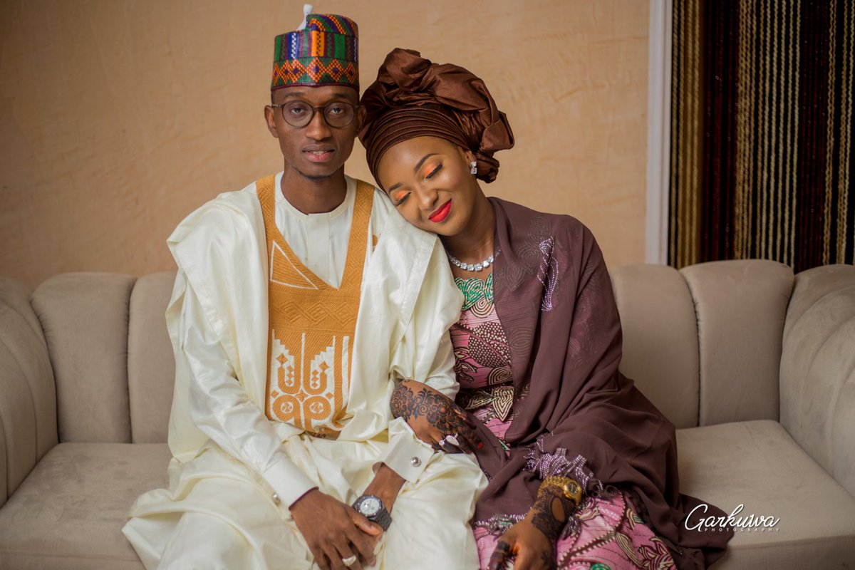 This is to wish a lovely couple the warmest of wishes may your love that is currently waxing strong and sprouting its root never die. May the foundation you have built on love today last forever and beyond @AeeeGeee #