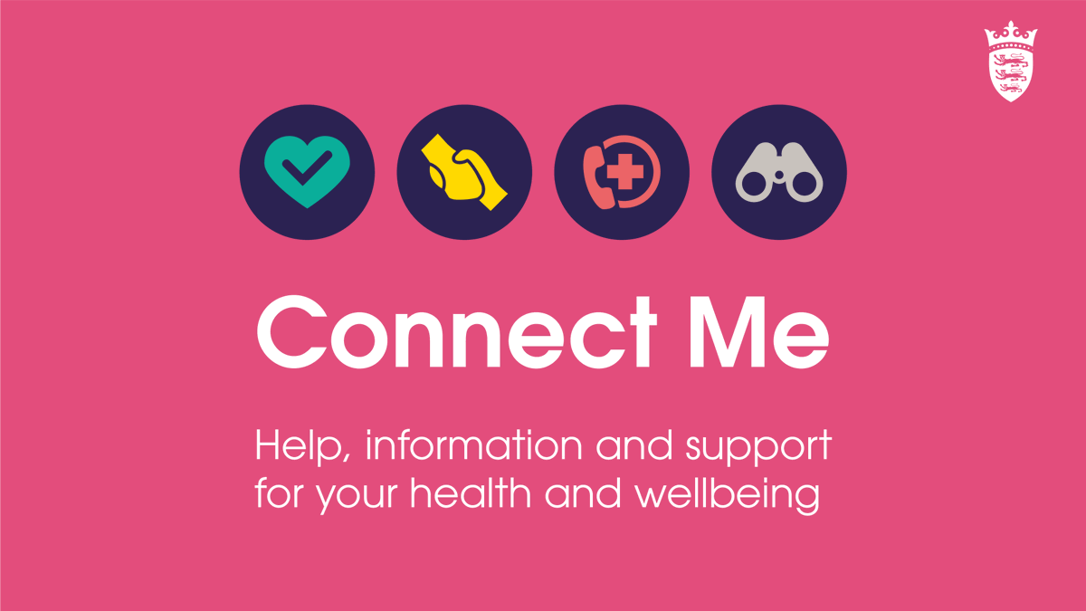 Whether you're looking for activities to keep your body & mind healthy, need information about financial support, want to know how to access professional help to manage depression or anxiety, or want someone to talk to, it's all available on Connect Me: http://gov.je/connectmepic.twitter.com/FWQKC5lwdY
