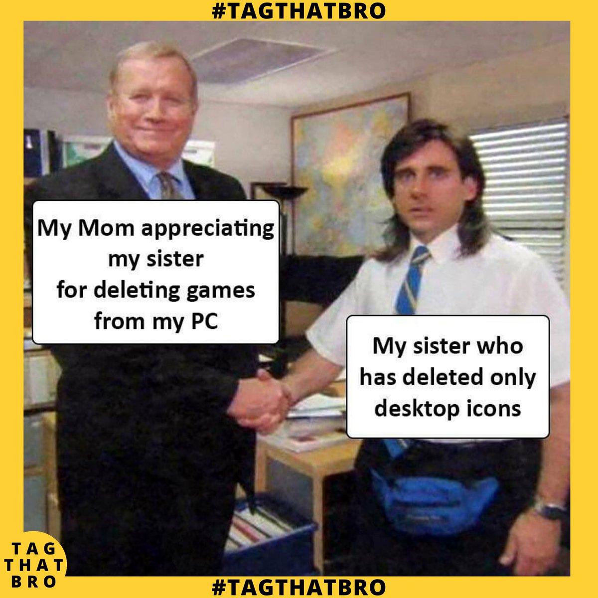 Tag That Bro - Follow us @tagthatbro  #tagthatbro #memes#dankmemes #memes#memesdaily #memesespanol #memestagram #funnymemes #edgymemes #memester #memesdank #memesfordays #memeschile #memesfunny #dailymemes #memess #memestar #memestagram #memesrlife #memesquadpic.twitter.com/lGujB1NNHq