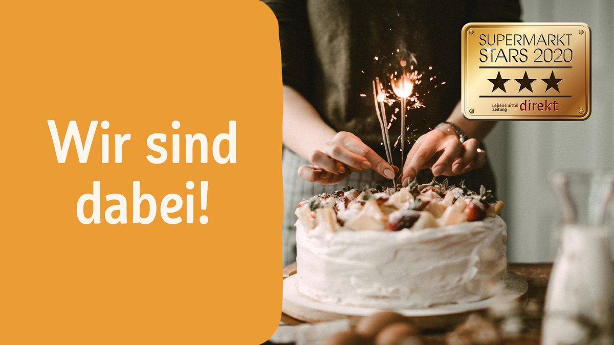 """Dieses Jahr verschiebt sich die #Auszeichnung """"#Supermarkt #Stars"""" leider, trotzdem freuen wir uns sehr über alle Nominierten: Jörg Combach, Stefan Zizek, REWE Hakan Özgüc, Antje Eismann und Lukas Sanecki! 🙌 😍 https://t.co/qc7pOlpSav"""
