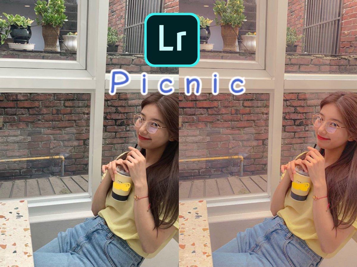 รีวิวโทน Picnic ค้าบ โทนสวยแบบพิเศษ เซ็ท 5 โทน 29.- 🌈❤️ #preset #presetlightroom #พรีเซต #พรีเซ็ตไลท์รูม #พรีเซตราคาถูก #แต่งรูปคุมโทน #แต่งรูป #คุมโทน #แต่งรูปlightroom #แต่งรูปvsco #vsco #vscox #ปลดล็อคvsco 💖