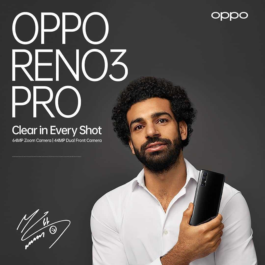 Extraordinarily pro in every detail using the OPPO Reno3 Pro #ClearInEveryShot #OPPOReno3Pro #OPPOxMoSalahpic.twitter.com/7GoDJqTtqA