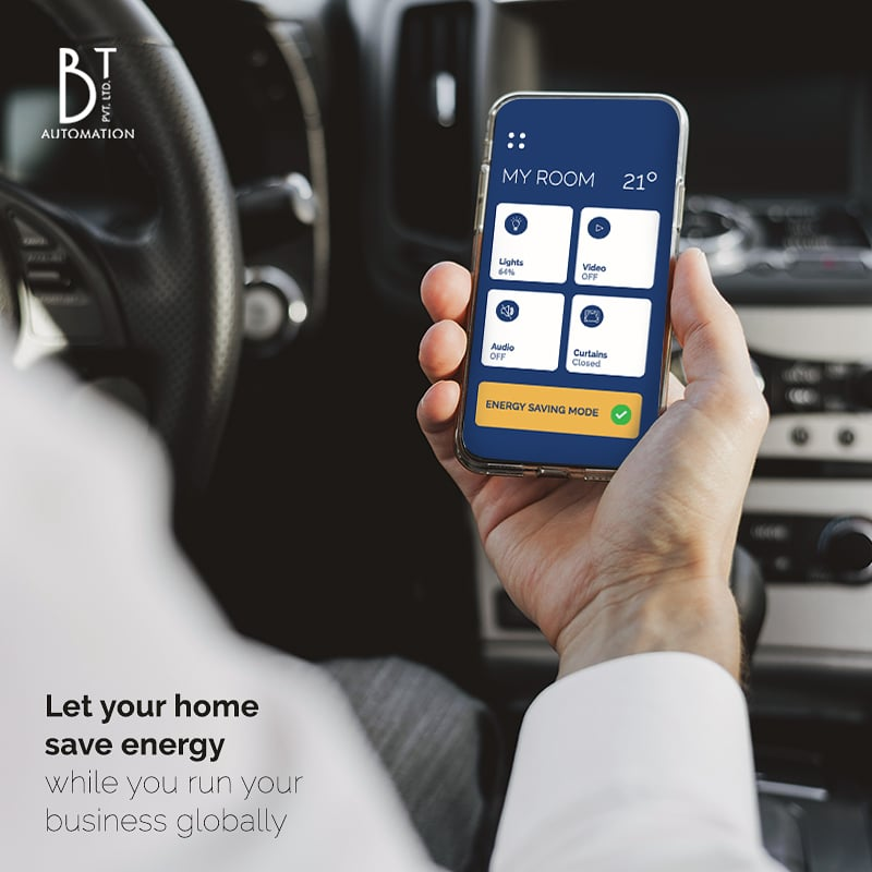 Control your connected home from any part of the globe!  #BTAutomation #HomeAutomation #Security #HomeCinema #LuxuryLighting #SmartHome #ConnectedHome #SecureLiving #HomeTheatre #EthicalLighting #Aesthetics #Technology #Innovation #Comfort #UltimateControl #ArtificialIntelligence https://t.co/o3Va8QeQ3Q