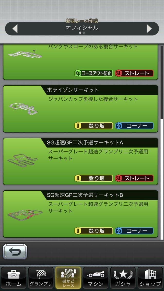 四 グランプリ ミニ 駆 ツイッター 超速