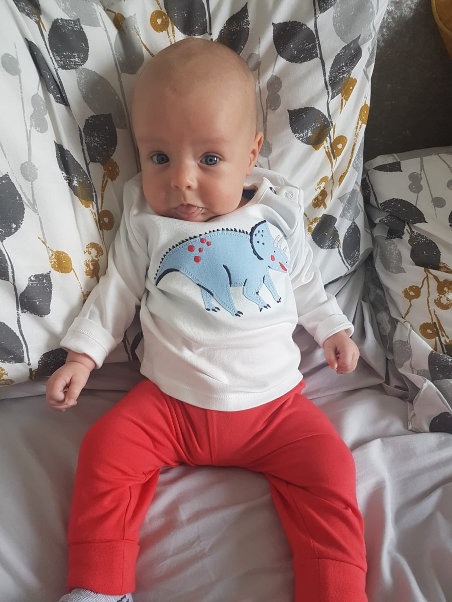 My two precious grandchildren born during Covid lockdown 🌈 @Joulesclothing  #joules https://t.co/dfPmhWAX2o