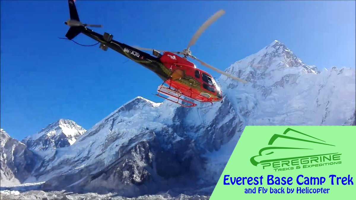 The Everest Base Camp Luxury Trek is a carbon copy of the famous Everest Base camp trek but with added luxuries and comfort.  #nepal #everestbasecamp #everest #trekking #himalayas #mountains #travel #adventure #hiking #trek   https://t.co/UJCrhFjuzM https://t.co/9PGtVTq1ha