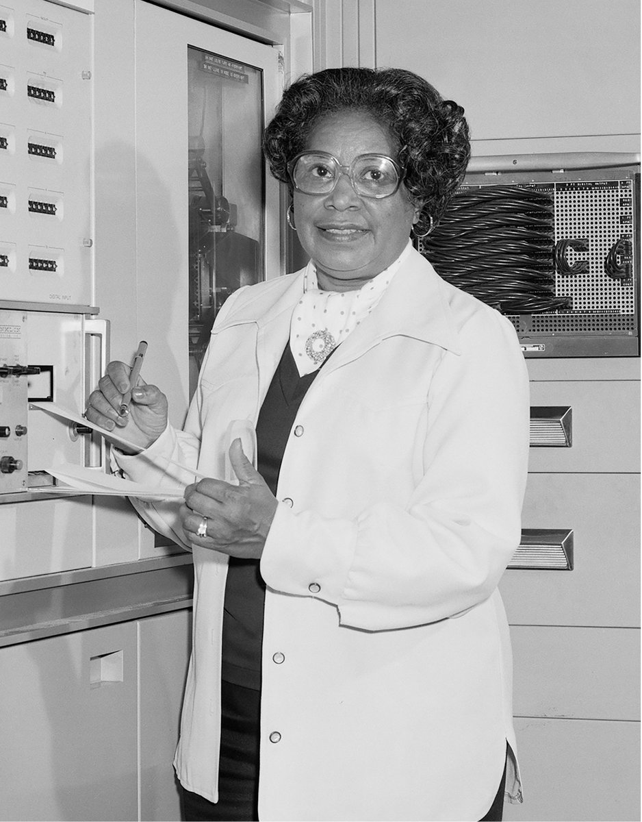 NASA announced last week that its HQ building will be named after Mary W. Jackson, the first African American female engineer at NASA. Jackson started her NASA career in a segregated unit and later (posthumously) awarded the Congressional Gold Medal. nasa.gov/press-release/…