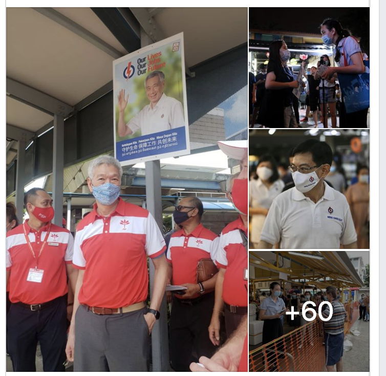 #GE2020: #ICYMI, here is what's happening on the ground ahead of 10 July. Follow our #SGElections coverage at https://t.co/2ueWepBEfc  PHOTOS: https://t.co/ZR5pOoZKYI https://t.co/ziTuoZ9ud0