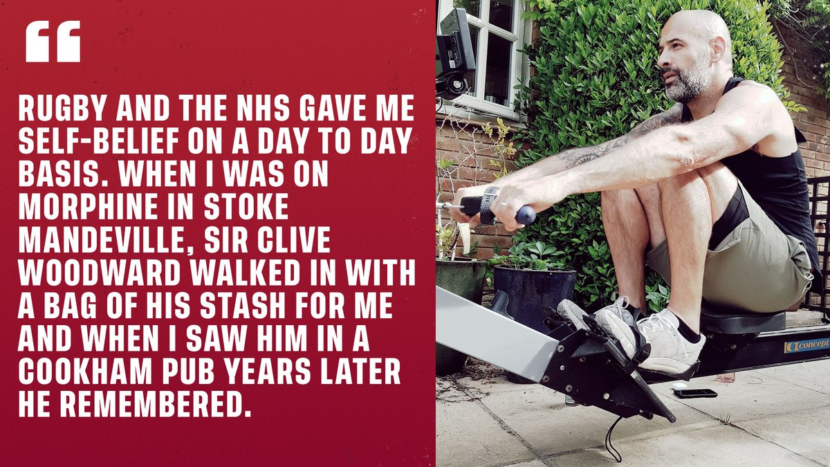 test Twitter Media - When Simon Cripps was fighting for his life 20 years ago, the NHS and the rugby family were there for him.  Now he is taking on 40 incredible challenges to say thank you. Find out more and help support: https://t.co/nglhB7s49P  #ThankYouTogether #NHSBirthday https://t.co/ufNbLUFoXf