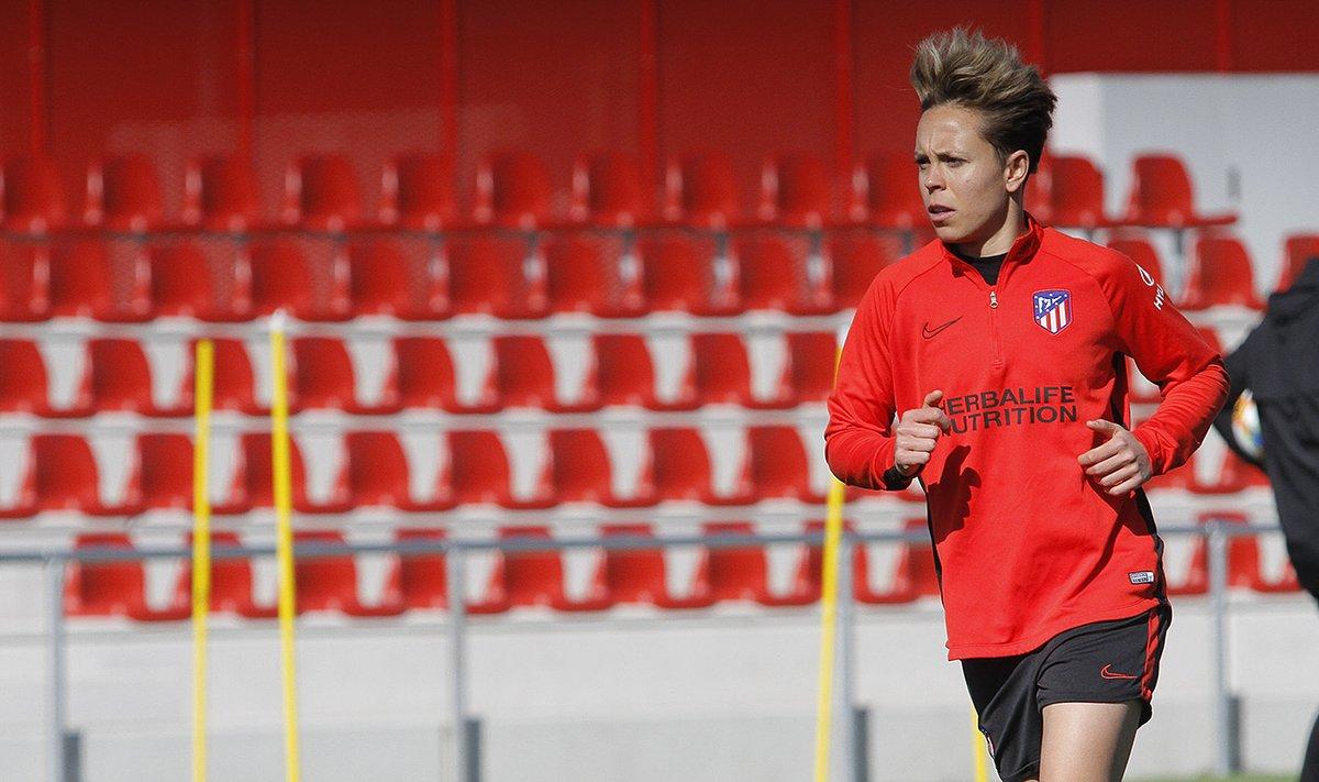 🏧 Nuestro equipo volverá a los entrenamientos este lunes en el Centro Deportivo Wanda Alcalá de Henares.  👉 https://t.co/5KhGNzNPtl  🔴⚪ #AúpaAtleti https://t.co/vIpVw7zody