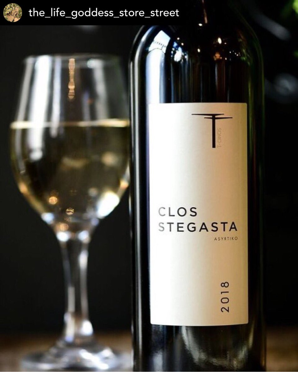 "The perfect choice for ""a dive into the Aegean Sea""! A unique 100% Assyrtiko from the emblematic Clos Stegasta vineyard. @inna_redina_photography  #winelover #assyrtiko #cyclades #tinosgreece #aegean #sea #toinos #wine #winery #mavrotragano #closstegasta #derenoncourtconsultantspic.twitter.com/hYEFGEcys3"