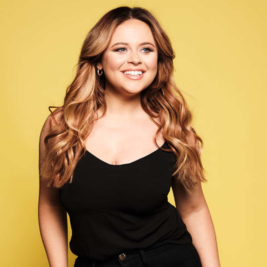 Fed up of being typecast as the 'blonde with boobs', #ImACelebrity star @EmAtack has ditched the highlighter and turned her talents to stand-up comedy.   And that's what it took to be taken seriously  https:// bit.ly/3eY8Sl2      <br>http://pic.twitter.com/YGEgf1LUjW