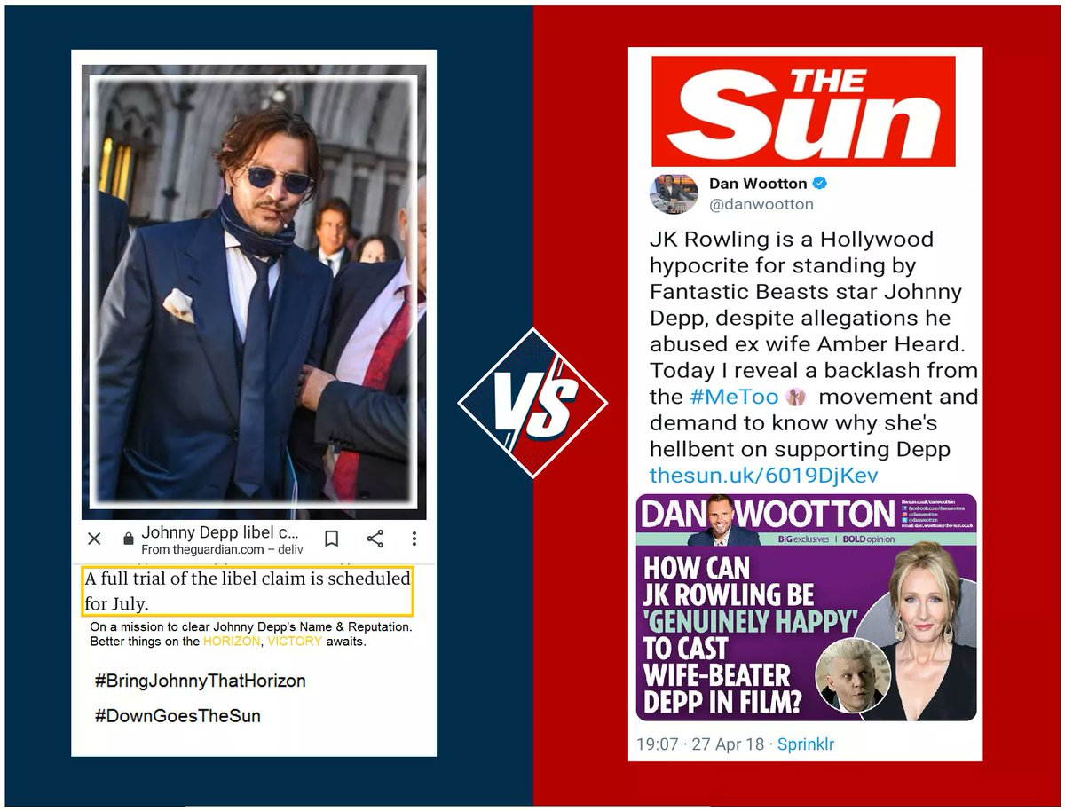 #DeppHeads 🏴☠️Hoist the colours! 🏴☠️ We setting off on a mission. Help us make this trend: 7July JD vs Sun 🏴☠️Please look at attached images🏴☠️ #JohnnyDepp #DownWithTheSun #BringJohnnyThatHorizon #JusticeForJohnnyDepp PLS RT so we get more people to join us 🖤💙🖤💙🖤💙🖤