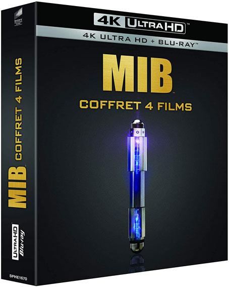 #mib #meninblack #collection #bluray #4k Un Coffret intégrale avec les 4 Films Men In Black en combo Blu-ray + Blu-ray 4K Ultra HD sur : https://t.co/ezb1ltHN0T https://t.co/Kphv2PosJV