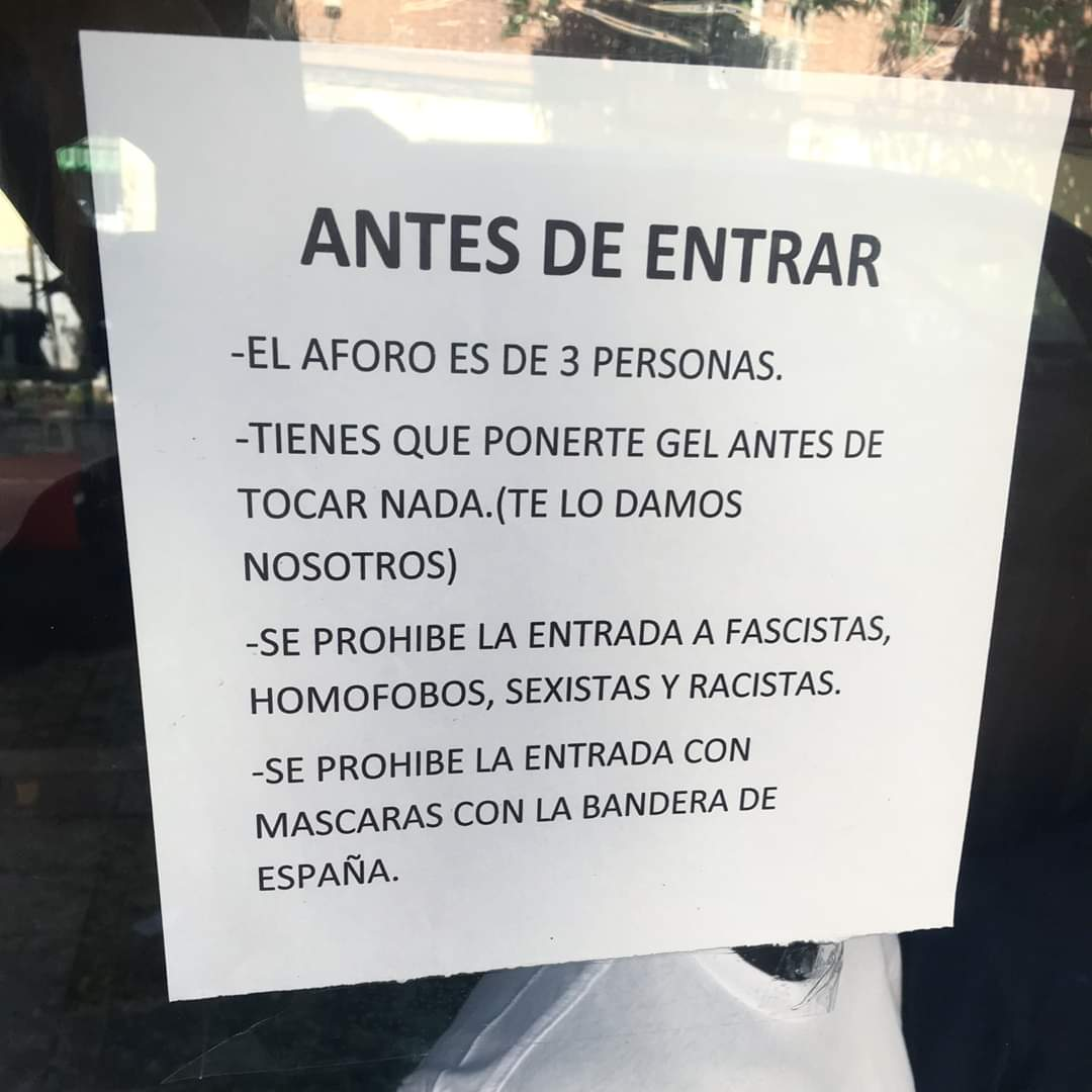 Este cártel de Vallecas. Este cártel    #bestiarioshop #Vallekas https://t.co/hn2fSWYcdE