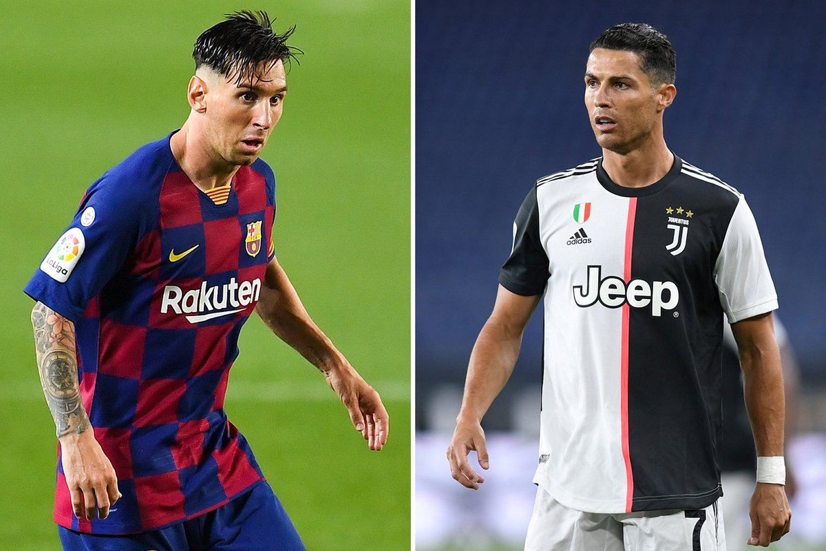 Sunday Sports Show  Cristiano Ronaldo - Games: 1005 - Goals: 729 - Assists: 262  Lionel Messi - Games: 861 - Goals: 700 - Assists: 320  Messi has 700 goals, Ronaldo has 729 goals,  Can Messi overtake or equal Ronaldo's goal tally?  RT-YES Like-NO <br>http://pic.twitter.com/GygiFF5Bo4
