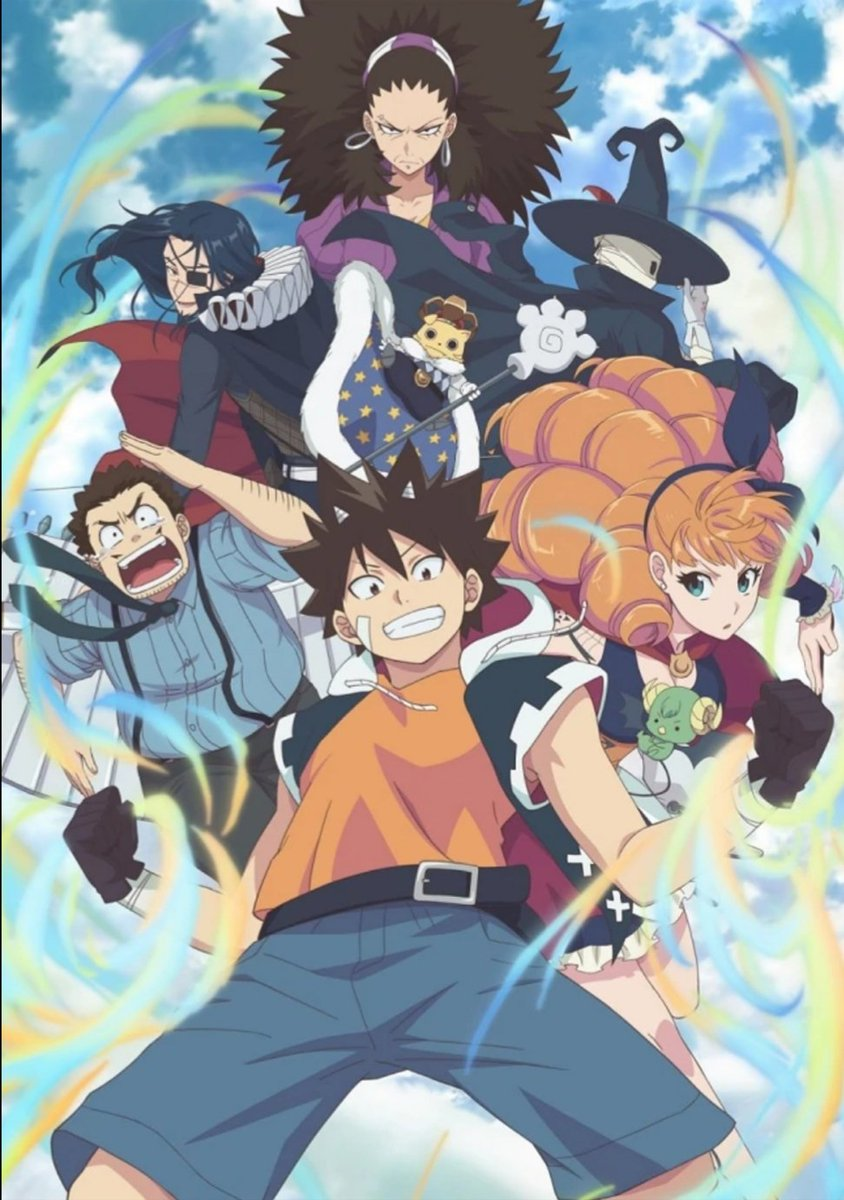 #anime recommendations  Radiant - what I love about this anime is that it does a good job of balancing the comedy and action in the show the more you get invested in the episodes. You can get very emotionally attached to the main character and his strong will to help people. https://t.co/dNEc1wxG9z