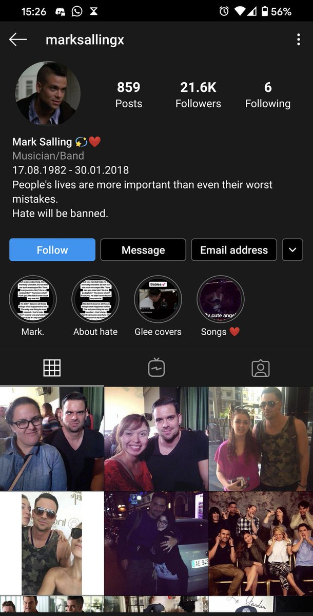 21.6k people following a dead paedophile. That's just mind-blowing to us. #reportthem #instagram #marksalling https://t.co/Cu6W940Ciu
