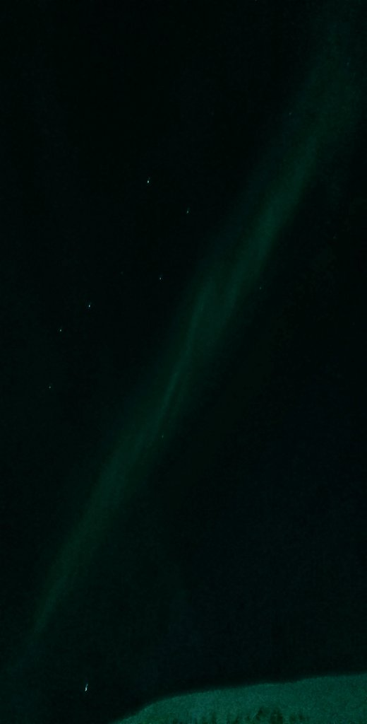 When it wasn't midsummer and we ventured within The Arctic and saw a knife like slash through the sky.....  #NorthernLights #hisdarkmaterials <br>http://pic.twitter.com/7rzucGMhaO